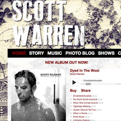 Scott Warren Music